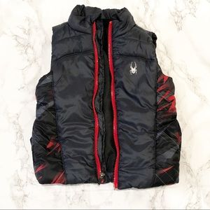 Spyder Boys 2T vest